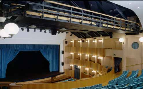 Theater of the Regina Cattolica