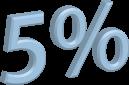 Early Booking – Sconto 5% su tutte le prenotazioni