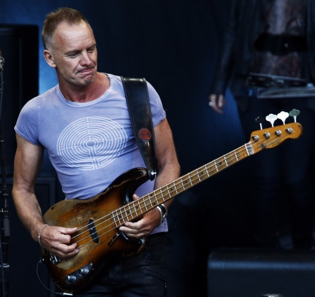 Sting in concerto a Cattolica