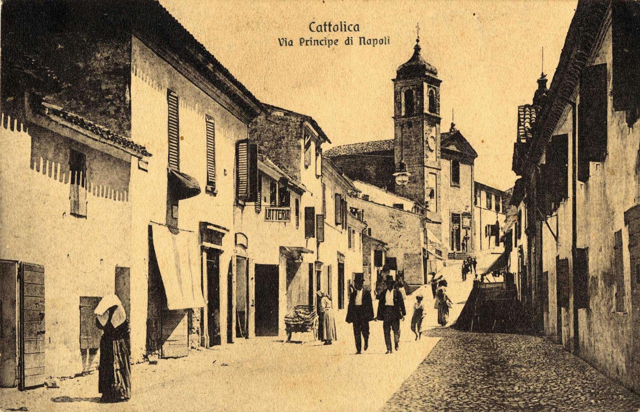 cattolica vecchia